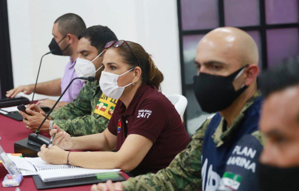 Fuerzas Armadas en Yucatán y Quintana Roo