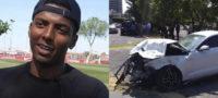 Joao Maleck, jugador de Santos Laguna, declarado culpable por homicidio, tras provocar accidente