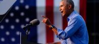 'Es incapaz de tomarse su rol en serio'; Obama arremete contra Trump
