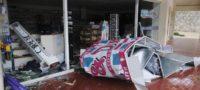 Huracán Delta: impactantes imágenes de la peor tormenta en 15 años en Quintana Roo