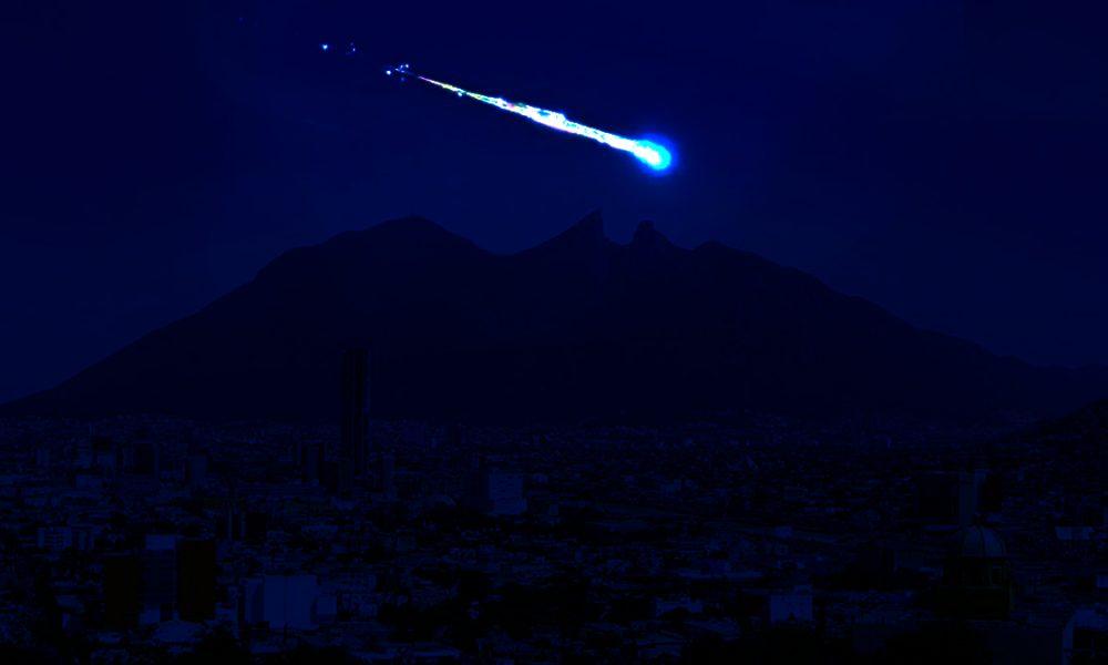 Captan caída de meteorito en Nuevo León y Tamaulipas; buscan restos en  Ciudad Victoria | NRT México