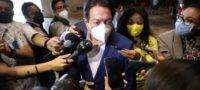 """""""La denuncia de Muñoz Ledo está hueca; es un acto de desesperación"""", dice Mario Delgado"""