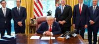 Trump anuncia acuerdo de paz entre Sudán e Israel