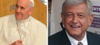 """""""Dígale que no se canse"""", el mensaje del Papa Francisco a AMLO en su combate a la corrupción"""