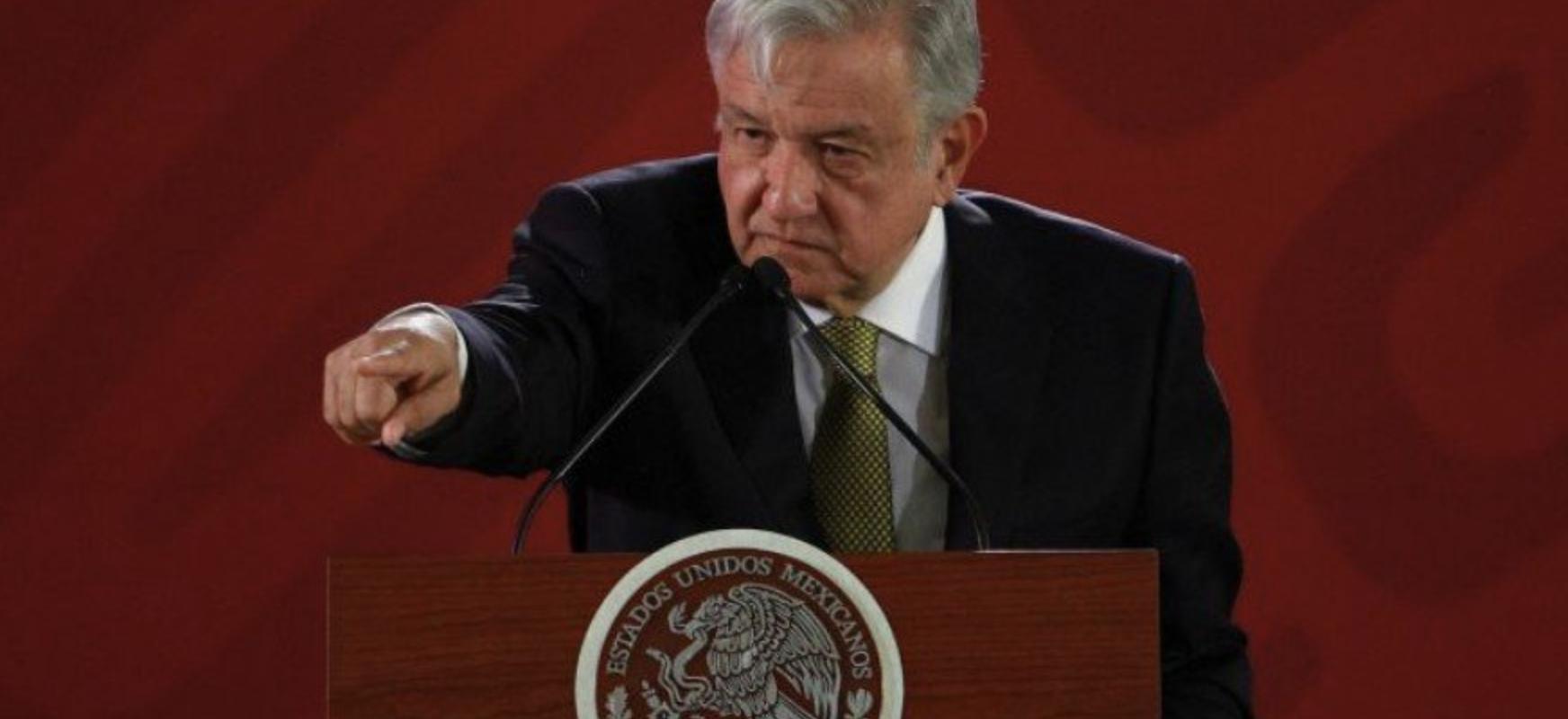 """""""Deberían los de la DEA informar sobre su participación en asuntos de México"""