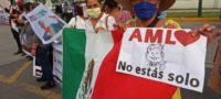 Convocan a un millón de simpatizantes de AMLO a protestar en la CDMX