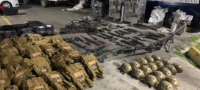 GN y SEDENA dan golpe bajo al CJNG: hallan arsenal en narcorancho en Jalisco