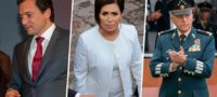Detenciones de Lozoya, Rosario Robles, Salvador Cienfuegos y más funcionarios acorralan a Peña Nieto