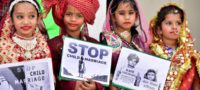 COVID-19 obligaría a media millón de niñas a casarse por crisis económica
