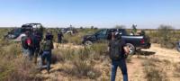 Suman 21 los cuerpos sin vida encontrados entre la frontera de San Luis Potosí y Zacatecas