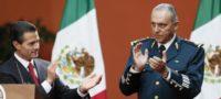 Arresto de Salvador Cienfuegos, sería la primera en que un exjefe de la SEDENA sea acusado de narcotráfico en EU; Ebrard