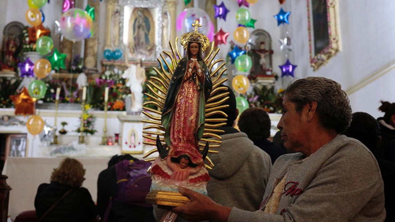 Se Suspende peregrinación de la Virgen de Guadalupe por pandemia en Saltillo