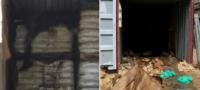 Horror en Paraguay; descubren siete cadáveres en contenedor enviado desde Siberia