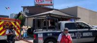 """Se registra conato de incendio en restaurante """"La Cabaña"""" en Saltillo"""