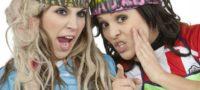 """""""Este día de brujas quiero felicitar a Karla Panini"""": internautas reviven polémica de 'Las lavanderas'"""