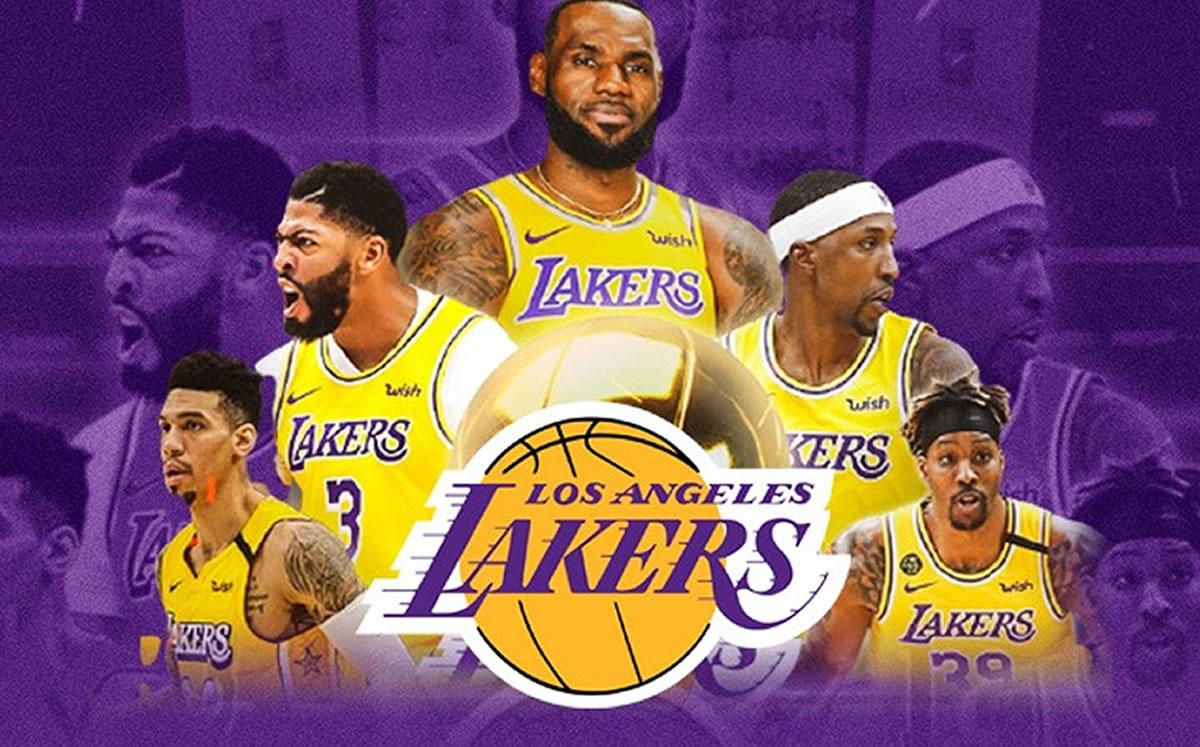 Le Bron hace campeones a los Lakers... en honor a Kobe Bryant