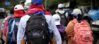 Frente Feminista de Saltillo inicia campaña de colecta en apoyo a migrantes