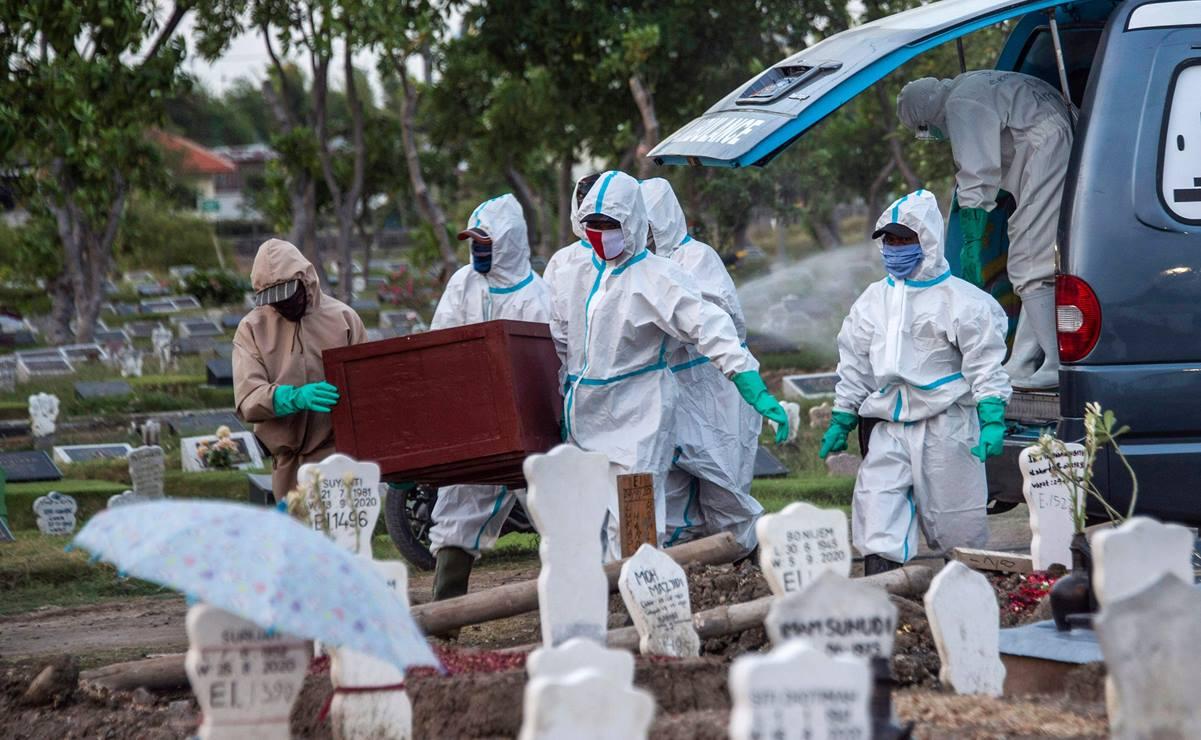 Resultado de imagen para América Latina fallecidos por la pandemia