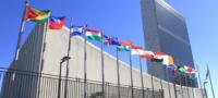 Cancelan reuniones de la ONU por casos Covid-19