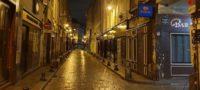 Levantan toque de queda en París y 8 ciudades de Francia durante un mes