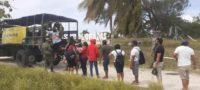 Despliegan más 5 mil elementos de la SEDENA en Yucatán y Quintana Roo ante llegada de 'Delta'
