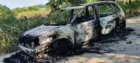 Campesinos de Chiapas encuentran los restos de policías; fueron calcinados a bordo de un Chevy