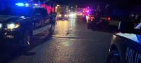 Policías son agredidos en riña; uno resulta lesionado
