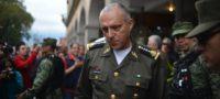 Juez niega la libertad bajo fianza para Cienfuegos; 750 mil dólares