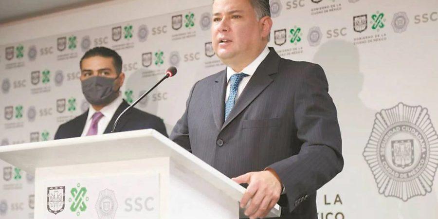 """Ante FGJ denuncia Santiago Nieto a """"Cártel Inmobiliario"""" por operaciones ilícita en la CDMX"""