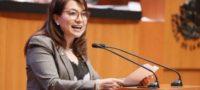 """""""Estoy bien y aislada"""": Senadora del PAN, Guadalupe Saldaña da positivo a COVID-19"""