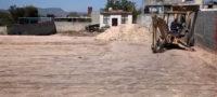Localizan osamenta sobre un terreno en lateral de Fundadores en Saltillo