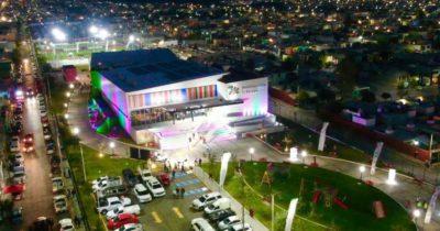 Multideportivo El Sarape