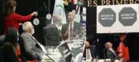 Senadoras del PAN arremeten contra López-Gatell en plena comparecencia