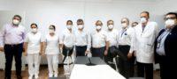 Un orgullo de Coahuila los trabajadores de Salud