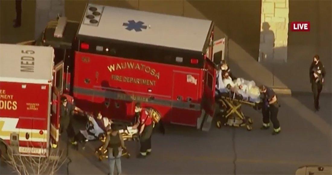 Activan código rojo en Wisconsin, EU, tras tiroteo en centro comercial; hay cinco personas heridas y un prófugo