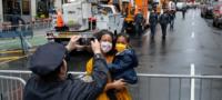 Calles casi desiertas y con los ánimos por los suelos; desastroso y sombrío desfile del Día de Acción de Gracias en Nueva York