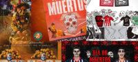 PSG, Manchester United y más clubes europeos celebran Día de Muertos