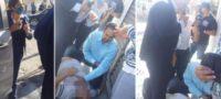 No es EU, es México: #JusticiaParaJuanCarlos, protestan fallecimiento de tamalero en Guanajuato; policía pone rodilla en cuello
