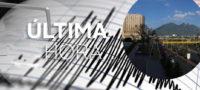 Vuelve a temblar en Nuevo León: registra SSN México sismo de magnitud 3.9