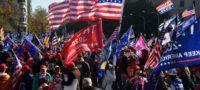 """Washington se inunda de marchas pro-Trump: manifestantes acusan de """"fraude"""" electoral"""