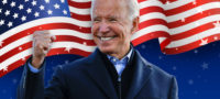 """""""Es el honor más grande de mi vida"""": Joe Biden da su primer discurso como presidente de Estados Unidos"""