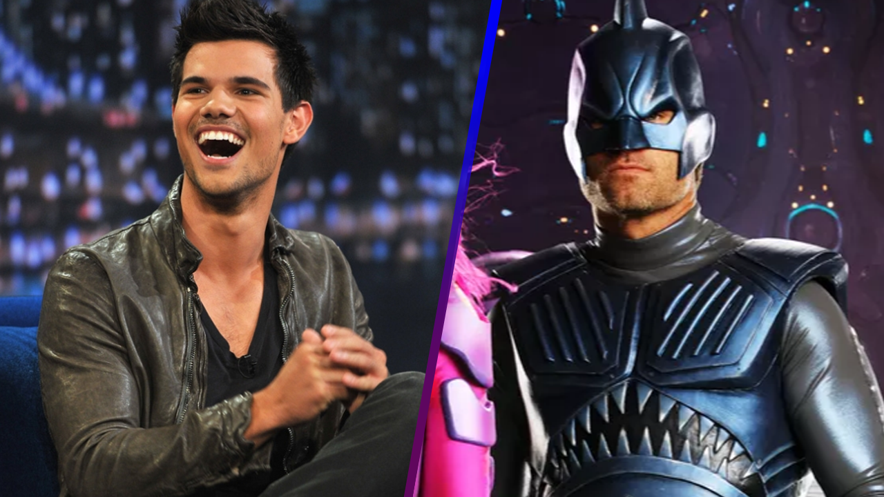 ¡Ese no es Sharkboy! Usuarios tunden las redes tras descubrir que Taylor Lautner no aparecerá en 'We can be heroes 2'