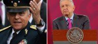 No vamos a meter a prisión a Cienfuegos por guerra política, si es culpable si y sino no: AMLO