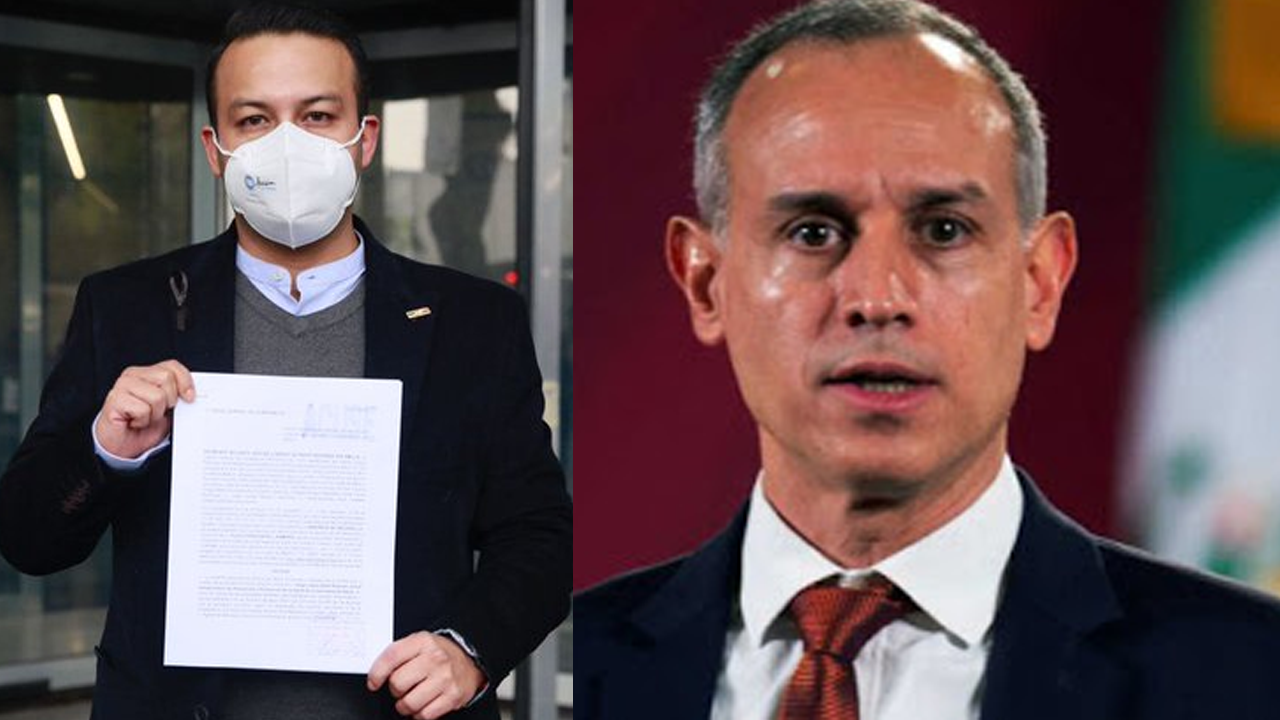 PAN denuncia a Hugo López-Gatell a la FGR por 'negligencia criminal' ante el Covid-19