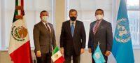 Asesores militar y naval representarán a México ante la ONU: Embajador Ramón de la Fuente