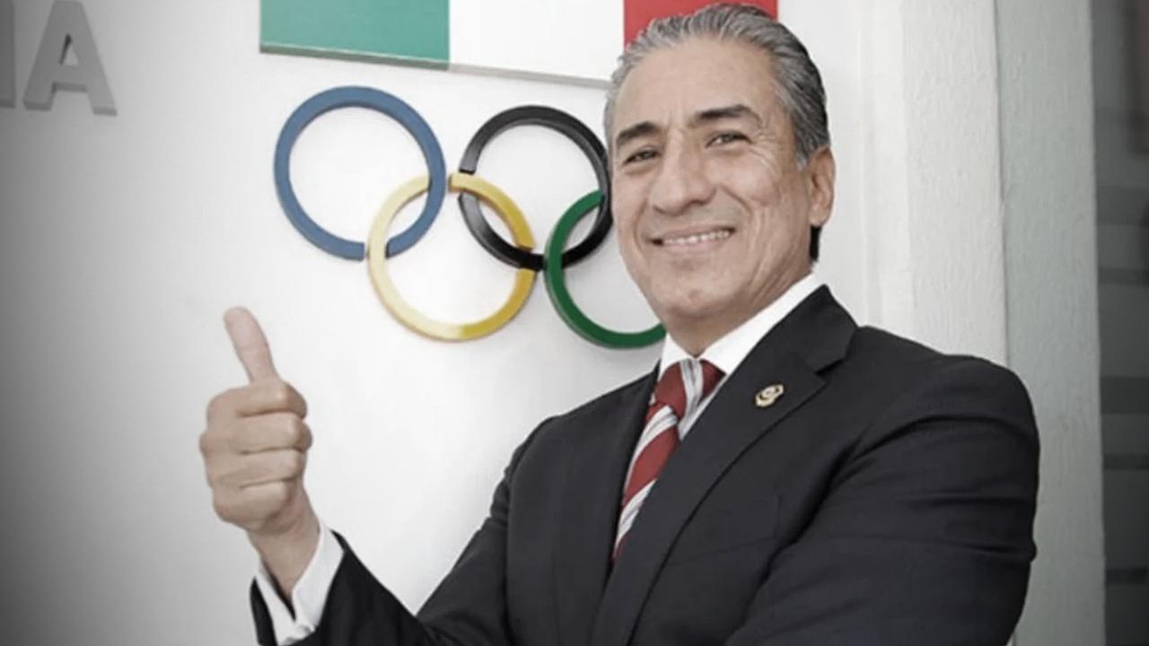 Muere el medallista olímpico mexicano Ernesto Canto