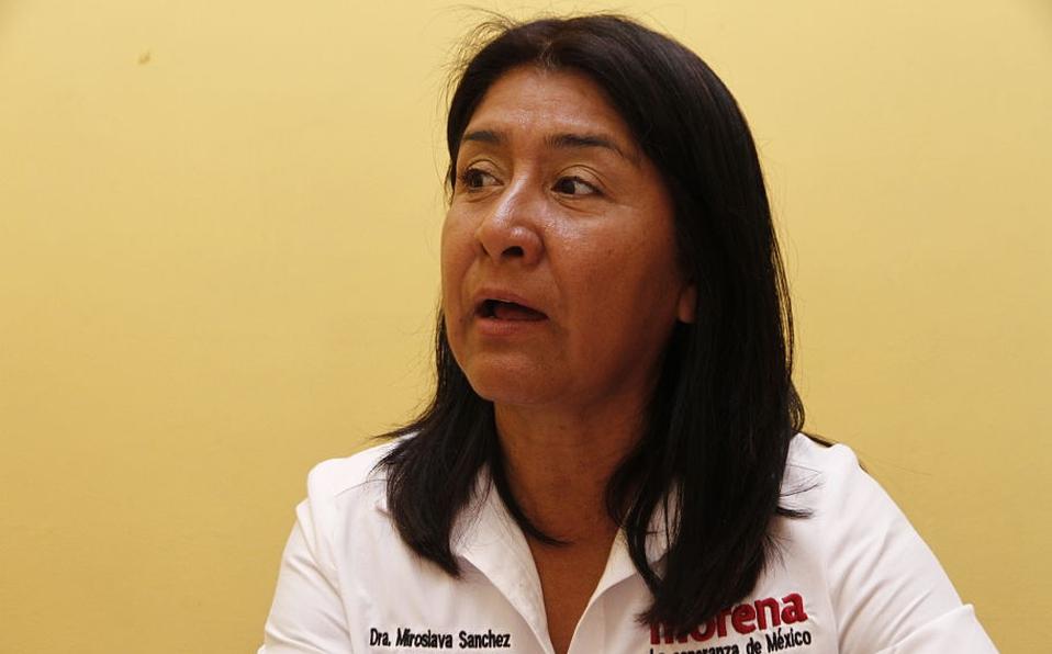 Diputada de Morena por Coahuila recomienda 'inyección milagro' que elimina el COVID