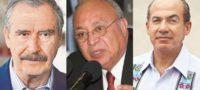 Por homenaje póstumo a Juan de Dios Castro, vuelven Fox y Calderón al PAN