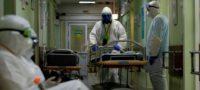 Récord diario de contagios y muertes por COVID-19; Rusia