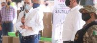 Continúa Manolo impulsando acciones del Eje Saltillo Honesto